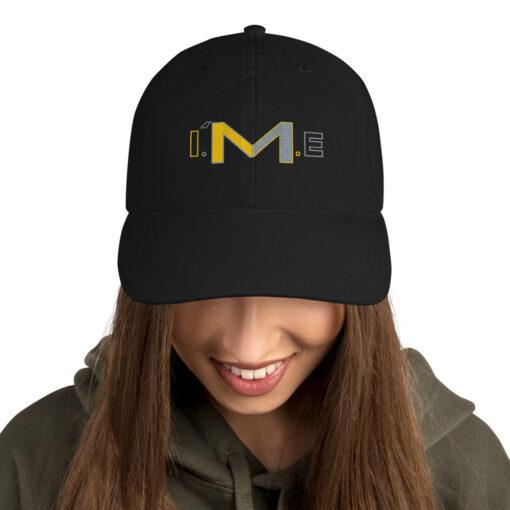 I.M.E. Champion Dad cap